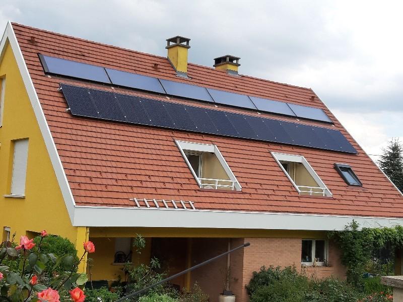 Panneaux solaires à Aspach (68) | Axiome Énergie