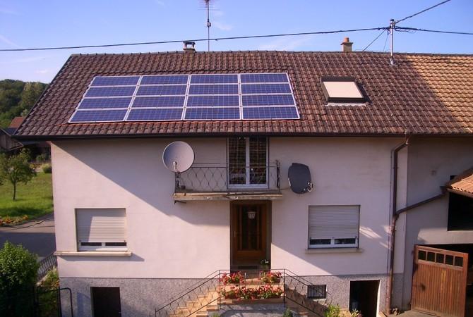 reglage Panneaux solaires à Aspach (68) | Axiome Énergie