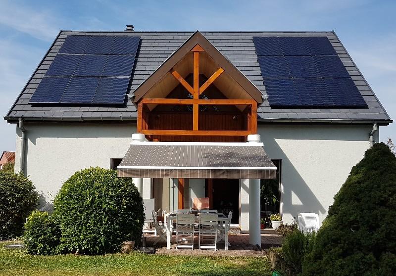 Énergie solaire à Aspach (68) | Axiome Énergie