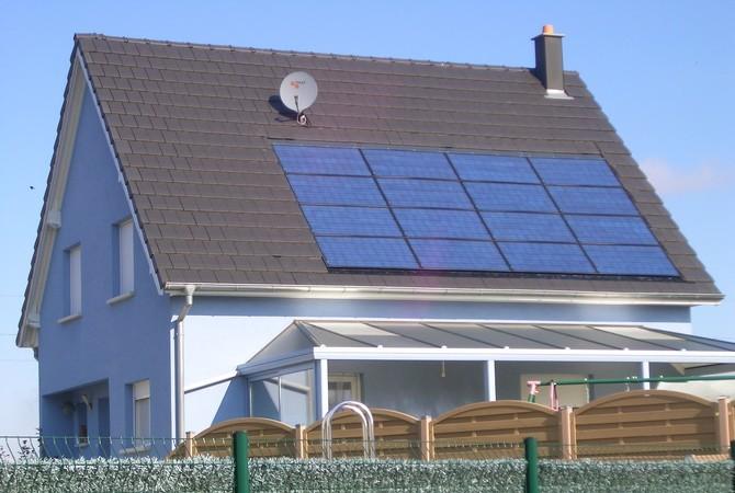 photovoltaïques à Aspach (68) | Axiome Énergie